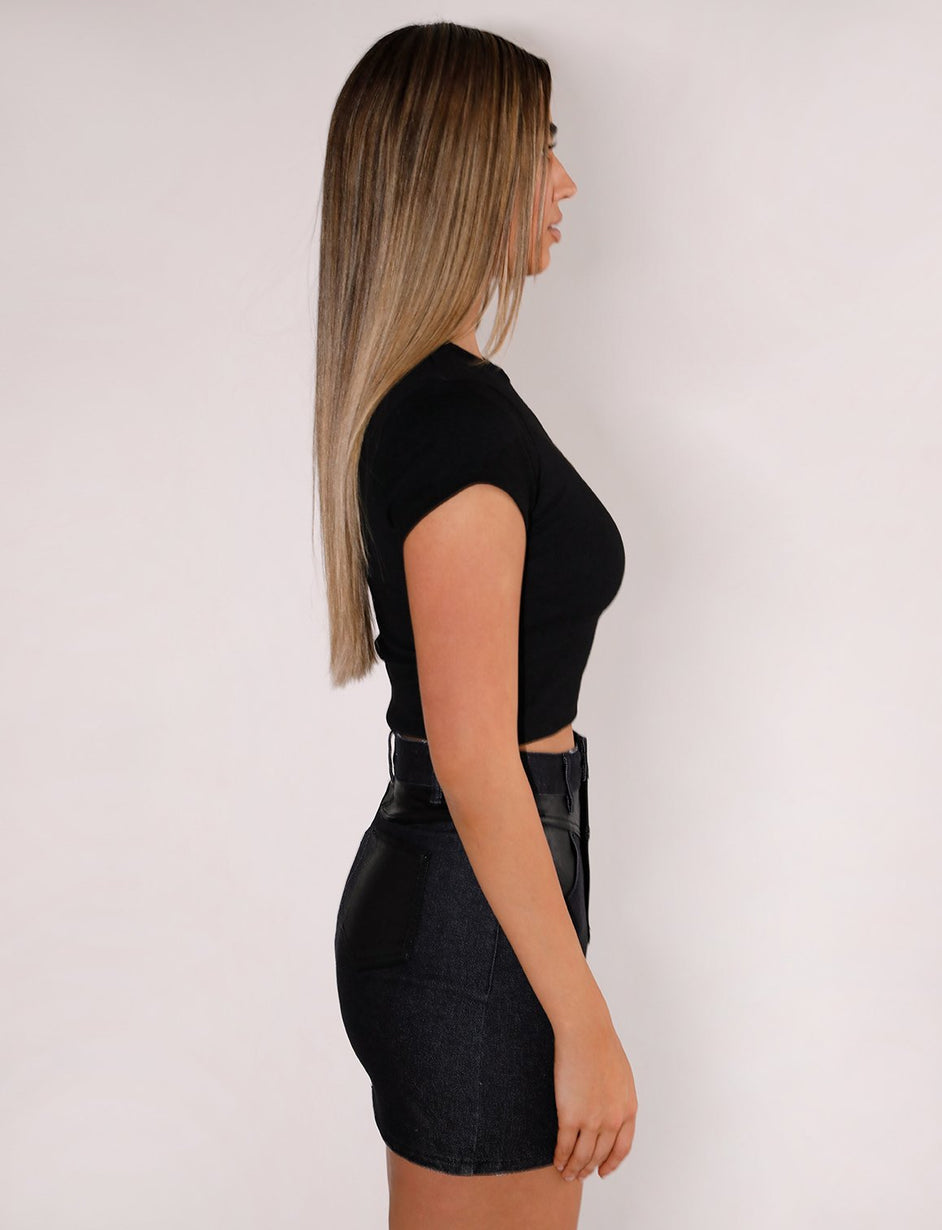 Cassie Skirt - Black