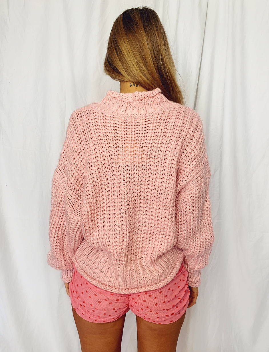 Lullabye Knit - Pink
