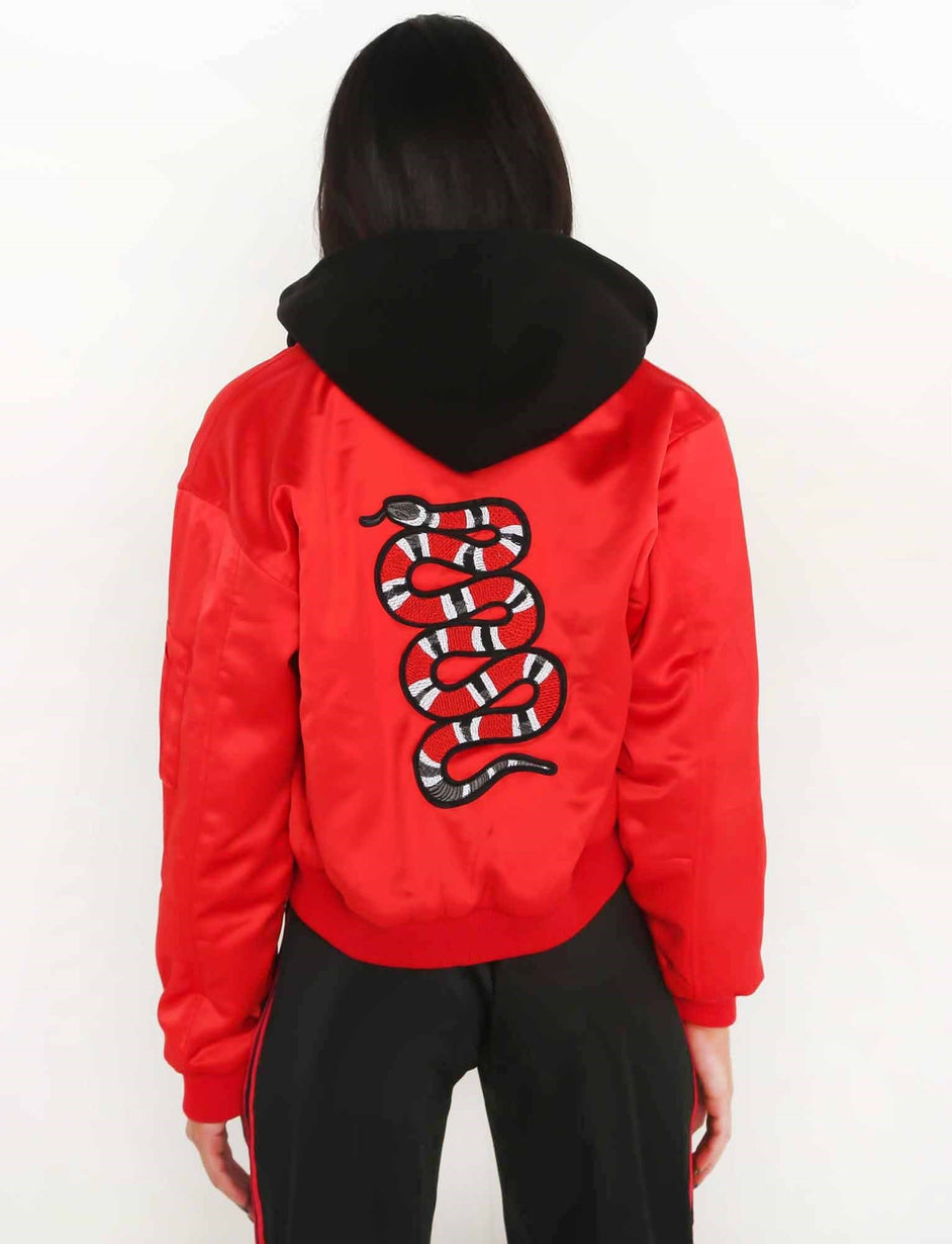 Gordon Jacket - Red