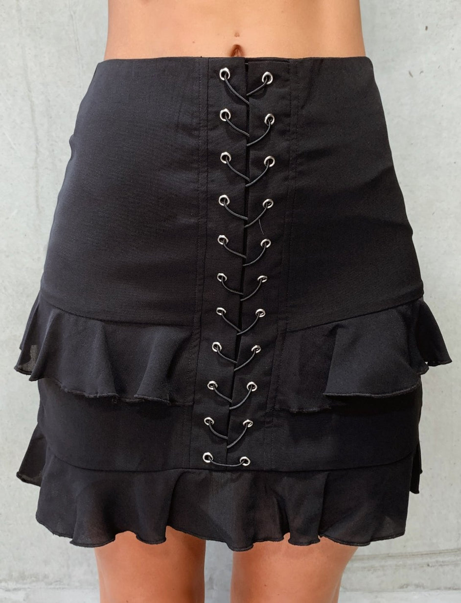 Cleon Skirt - Black