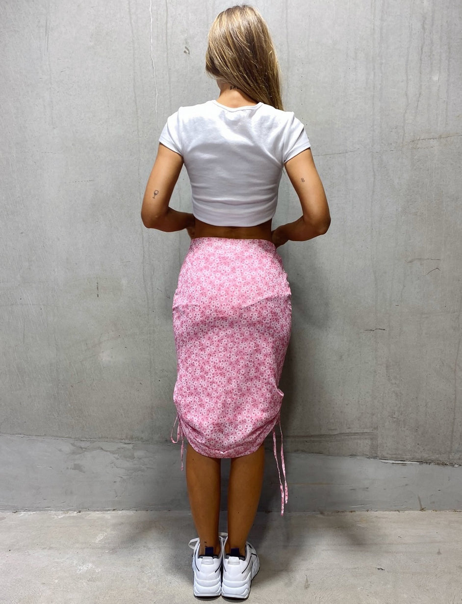 Frieda Skirt - Pink