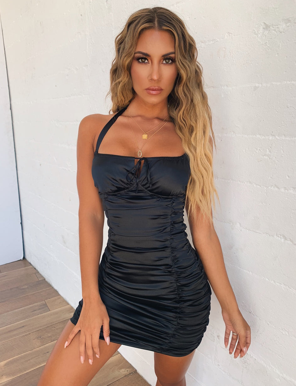 Azalea Dress - Black