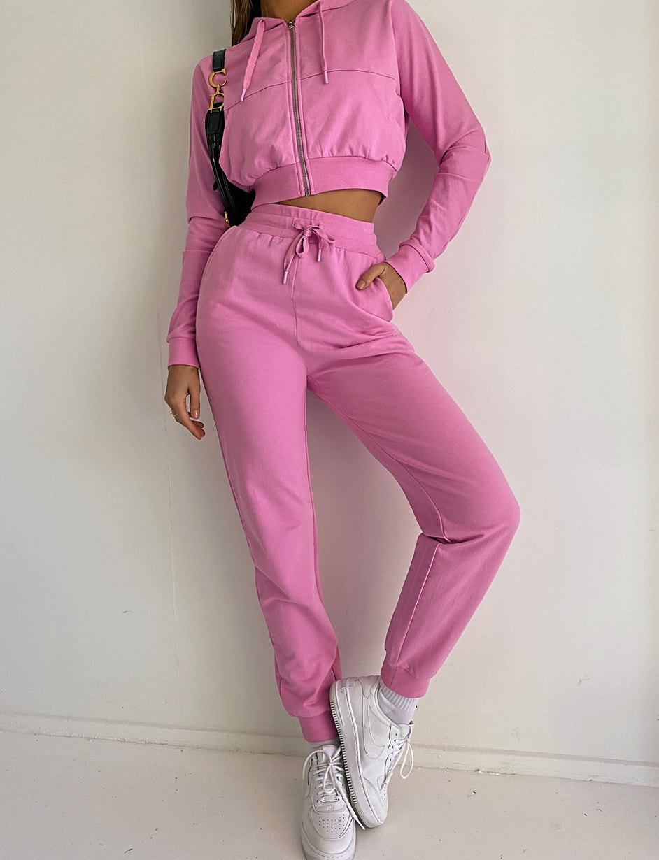 Power Trackpant - Pink