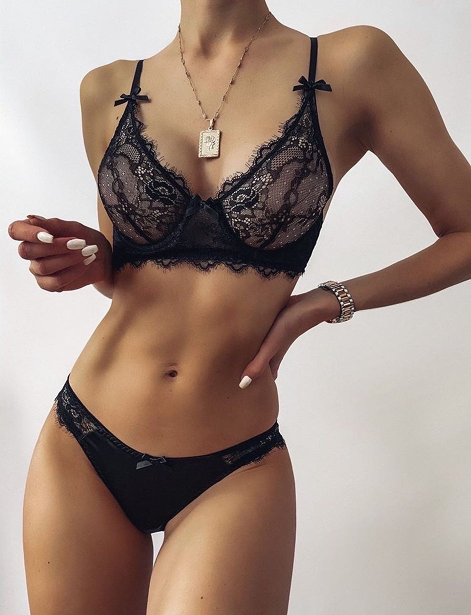 Heavenly Set - Black