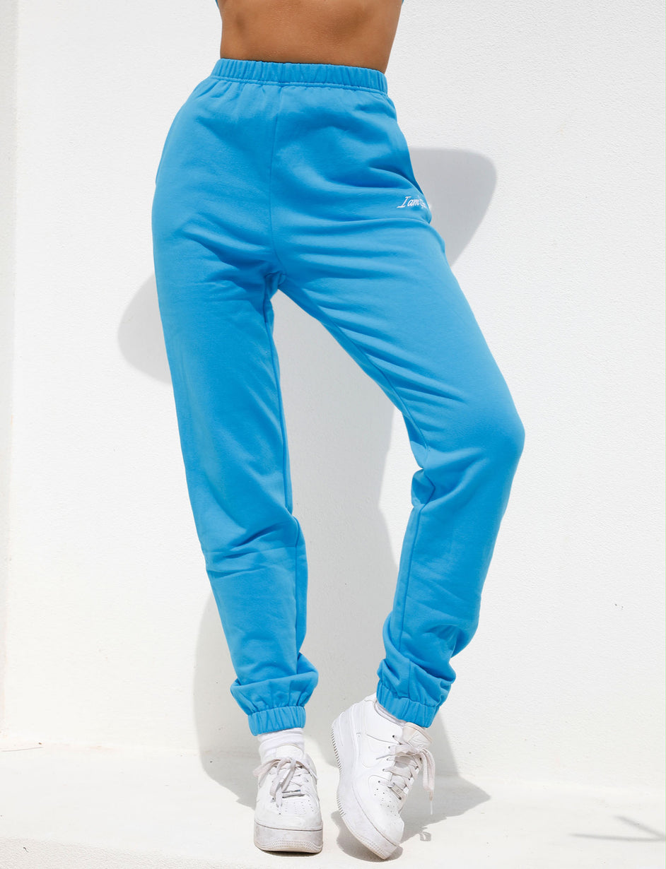 Benita Trackpant - Blue