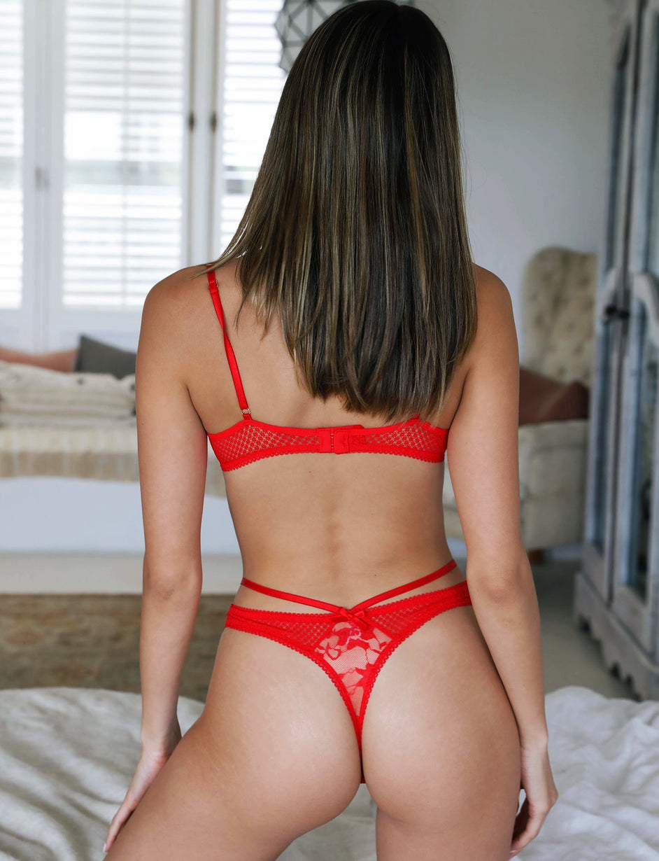 KIAN SET - RED