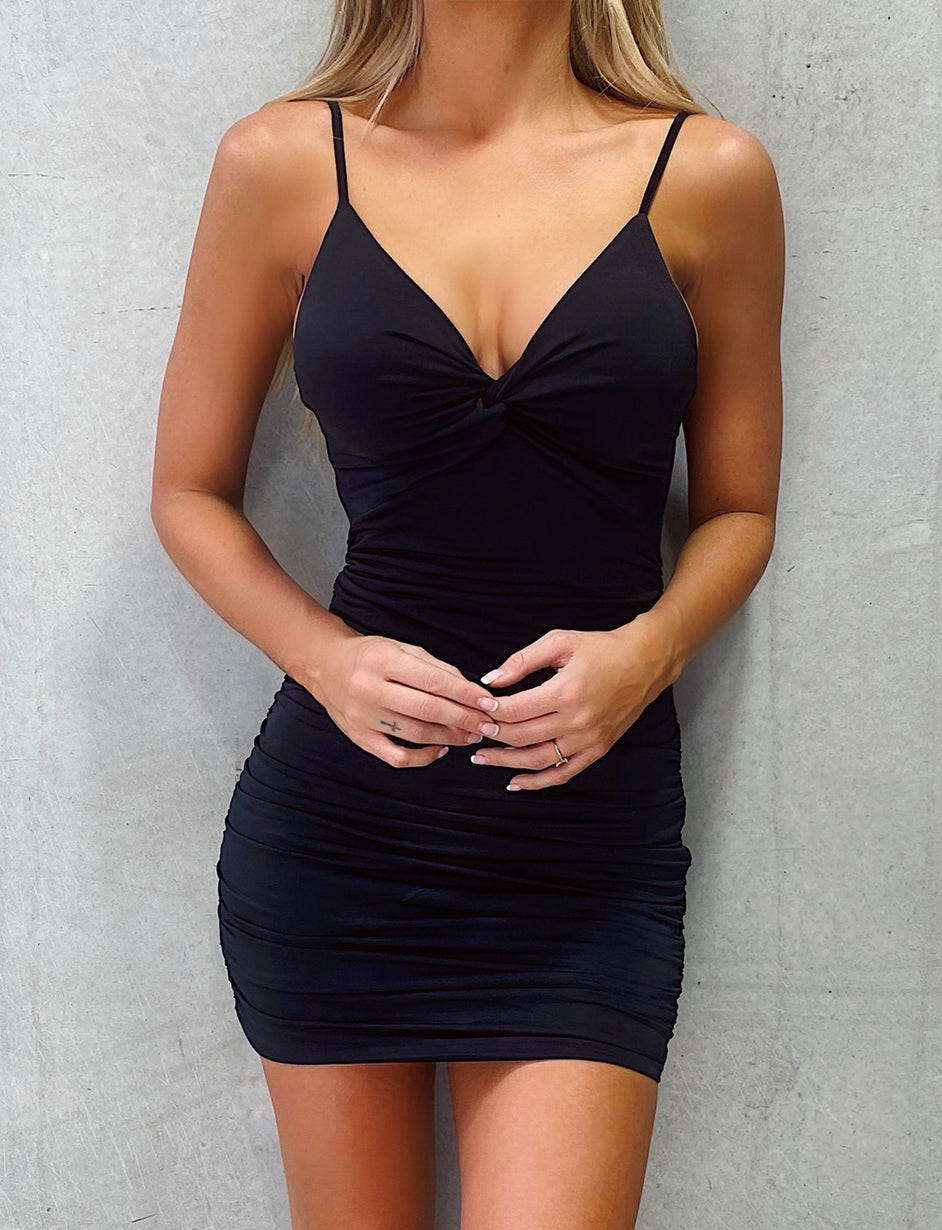 Gabby Dress - Black