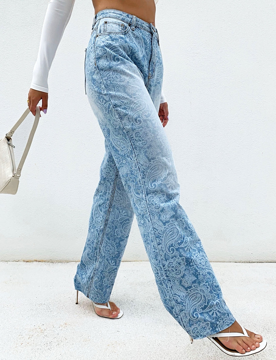 STASSIE JEANS - DENIM