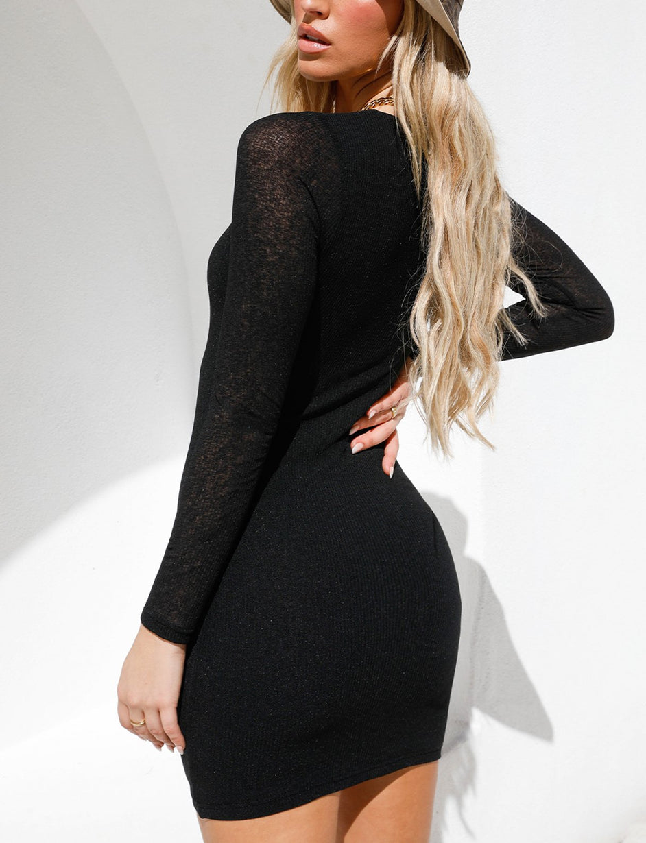 Bekka Dress - Black
