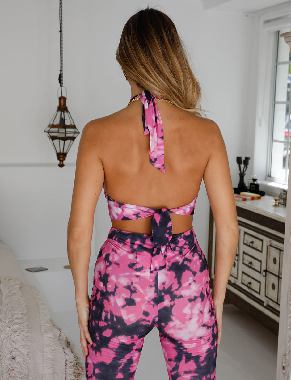 LOUVRE TOP - PINK