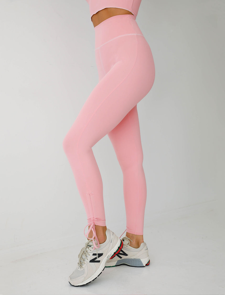 ON BEAT TIGHTS - PINK