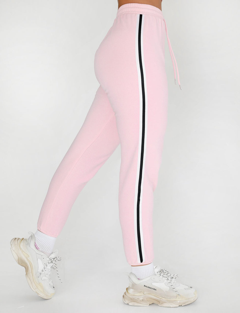 Solo Pant - Baby Pink