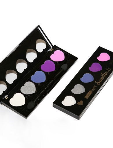 Sweetheart Eye Palette - White