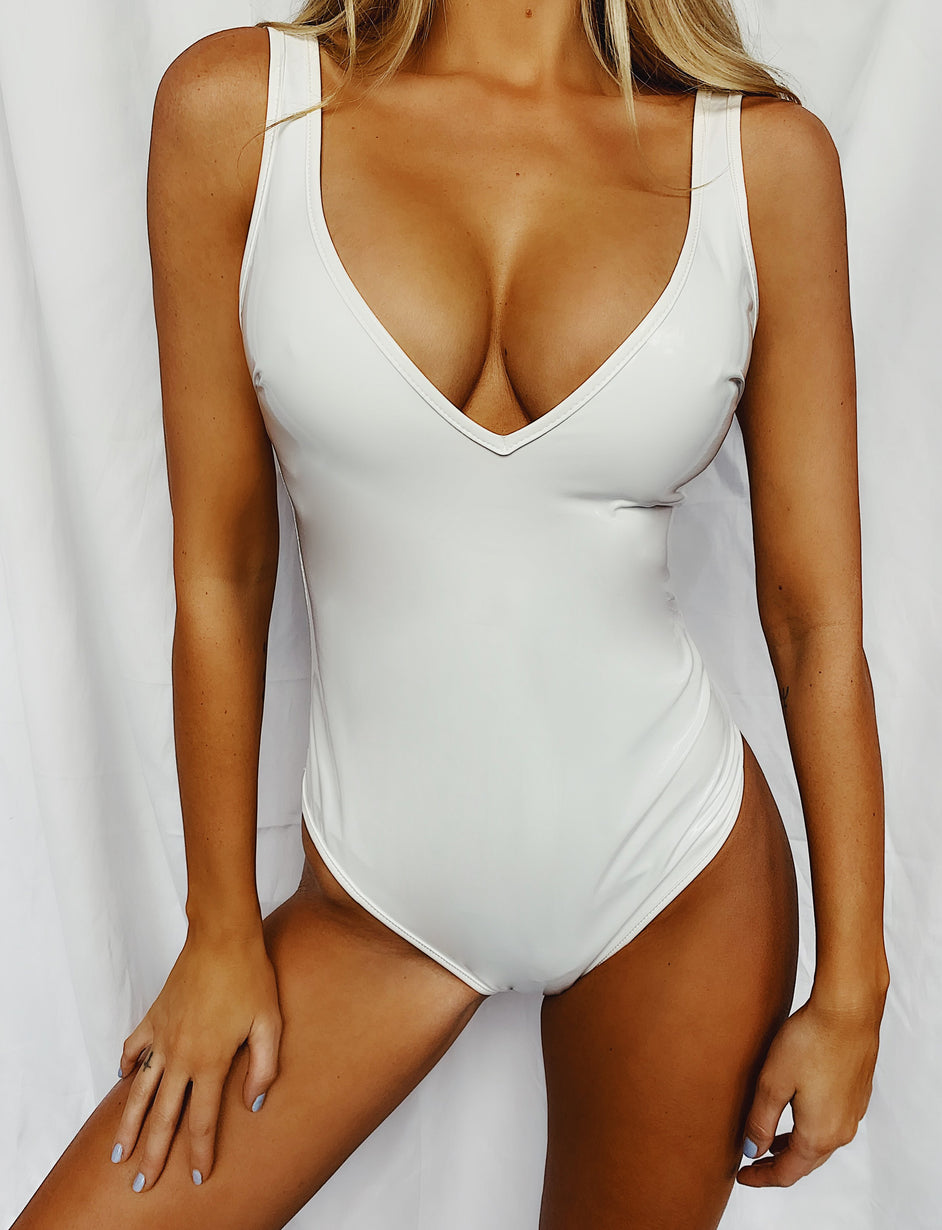 Kyra Bodysuit - White