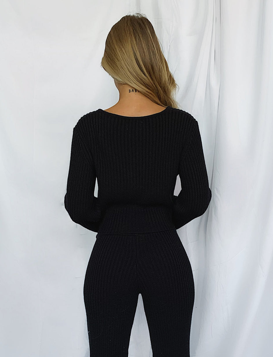 Otto Jumper - Black