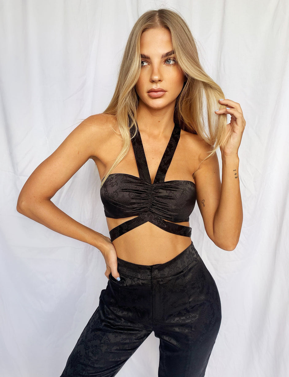 Jordyn Top - Black