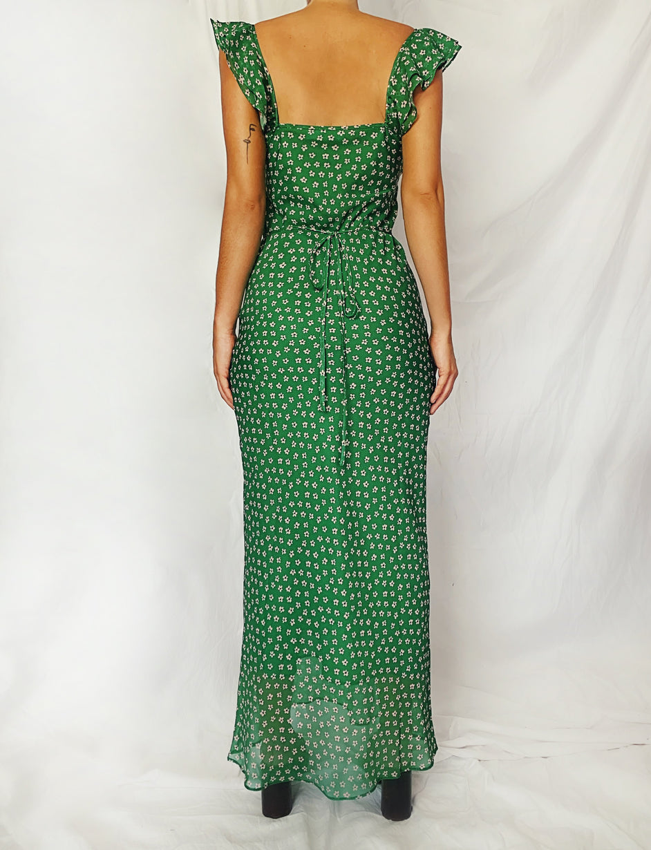 Charmane Dress - Green
