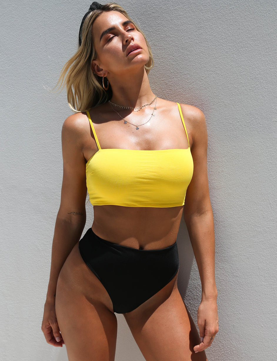 Absolute Crop - Yellow