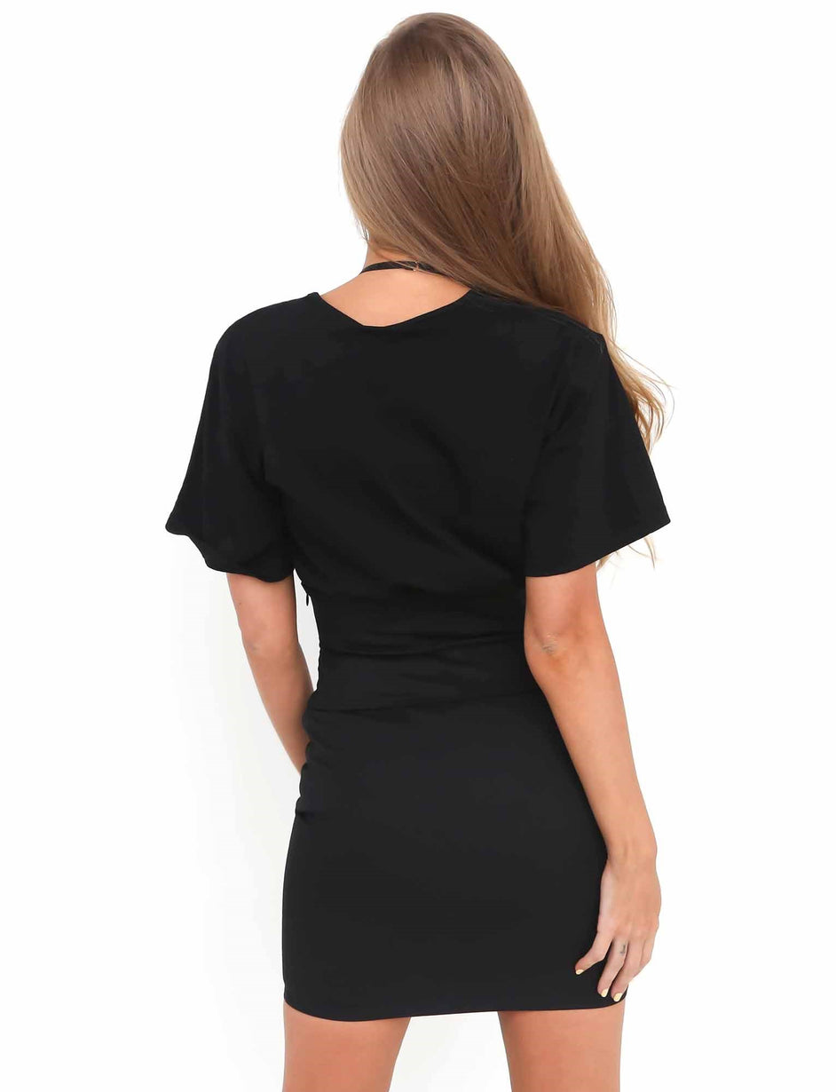 Priya Dress - Black
