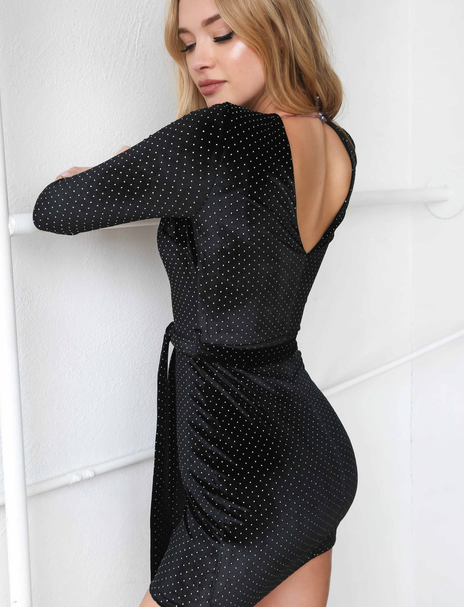 Schiffer Dress - Black