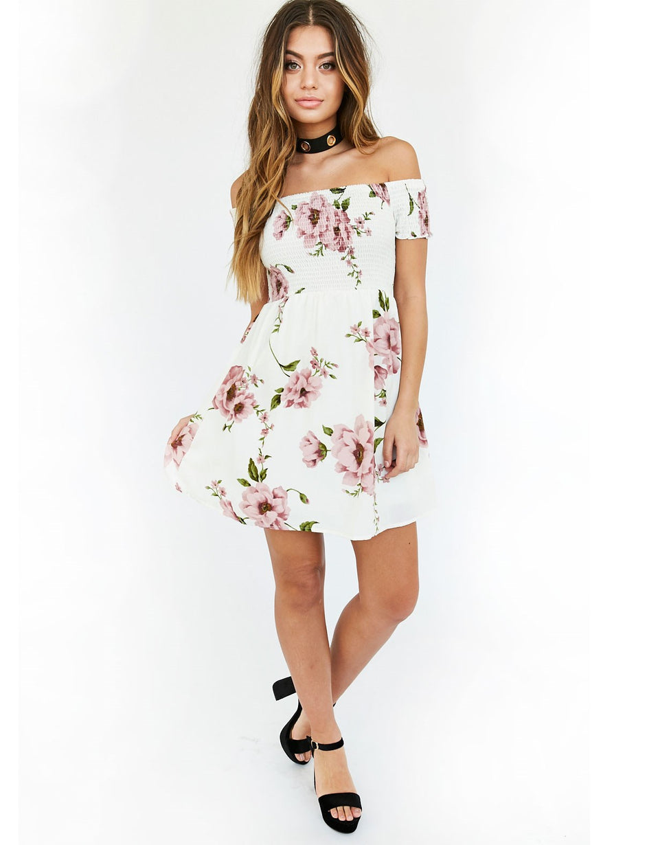 Summer Crush Dress - Floral