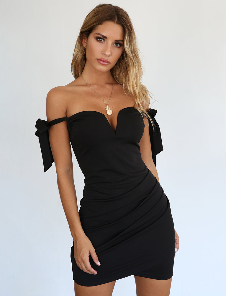 Alora Dress - Black