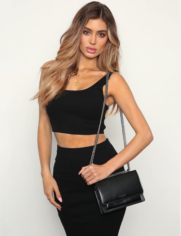 Kyky Crop - Black