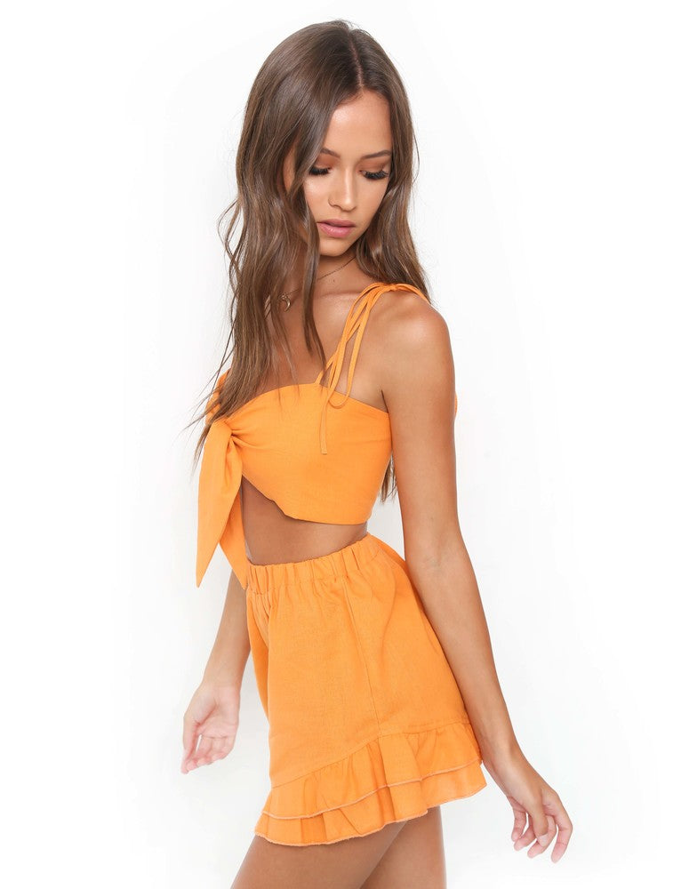 Muse Two Piece - Orange