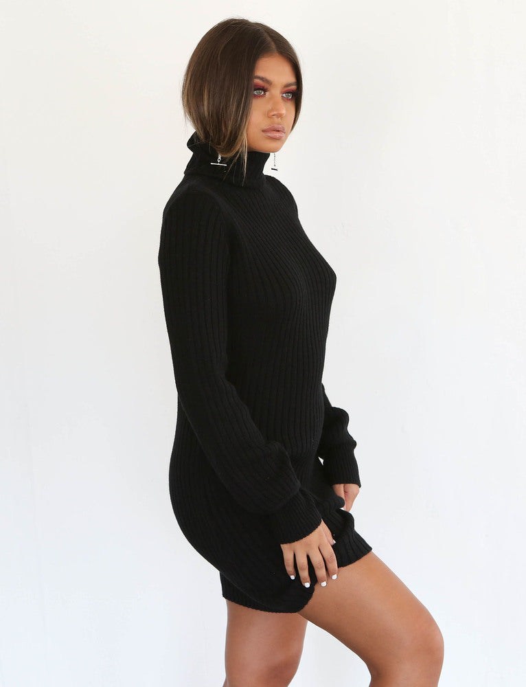 Mackenzie Dress - Black