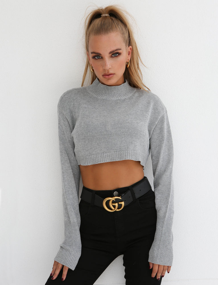 Coven Jumper - Grey
