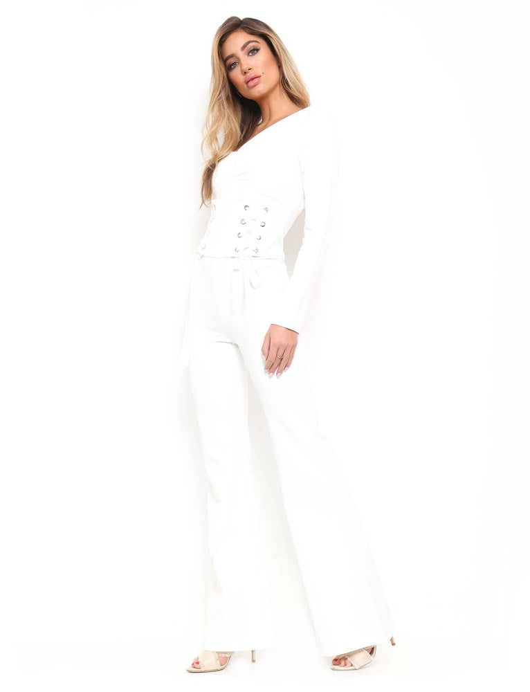 Sublime Jumpsuit - White