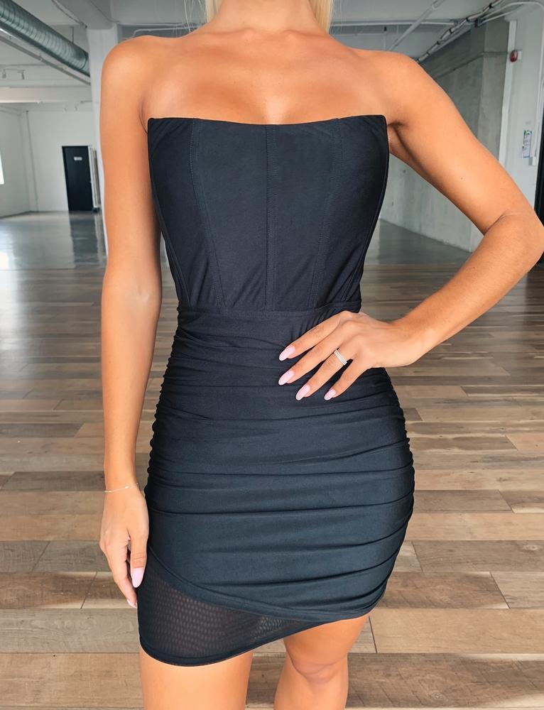 Cayenne Dress - Black