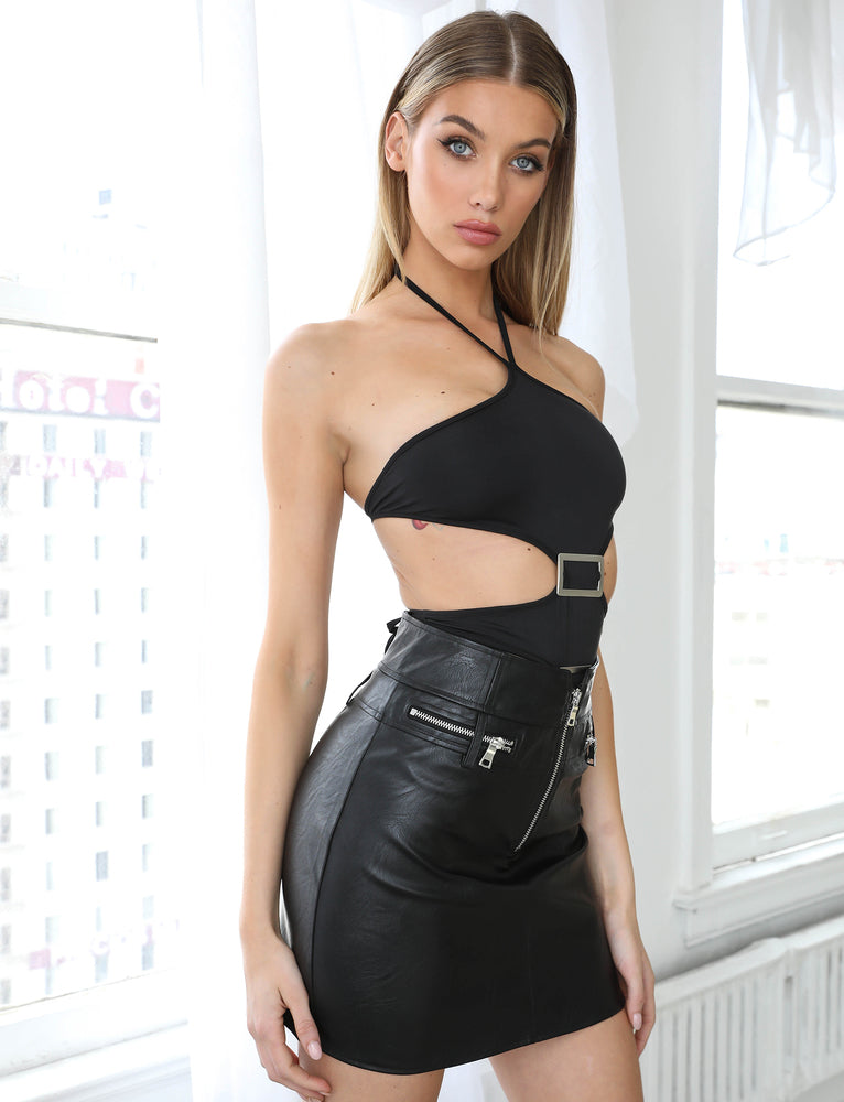Devon Bodysuit - Black
