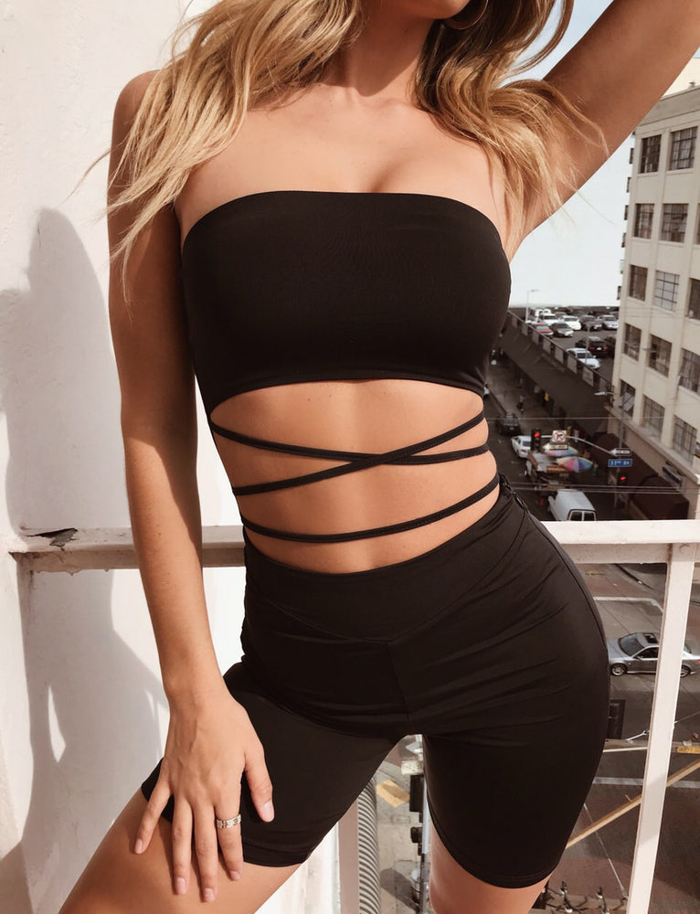 Lura Bodysuit - Black