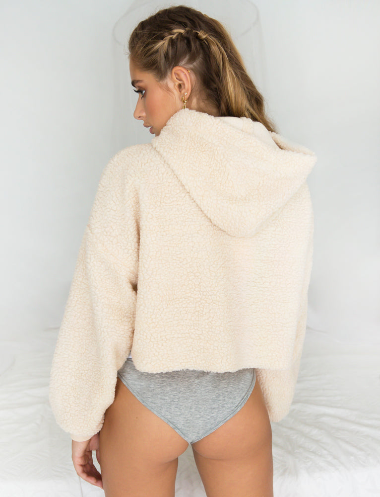 Kiki Jumper - Cream