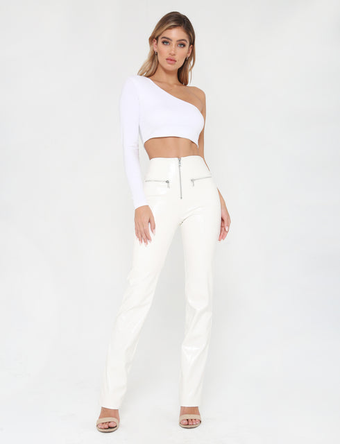 Pepper Pant - White