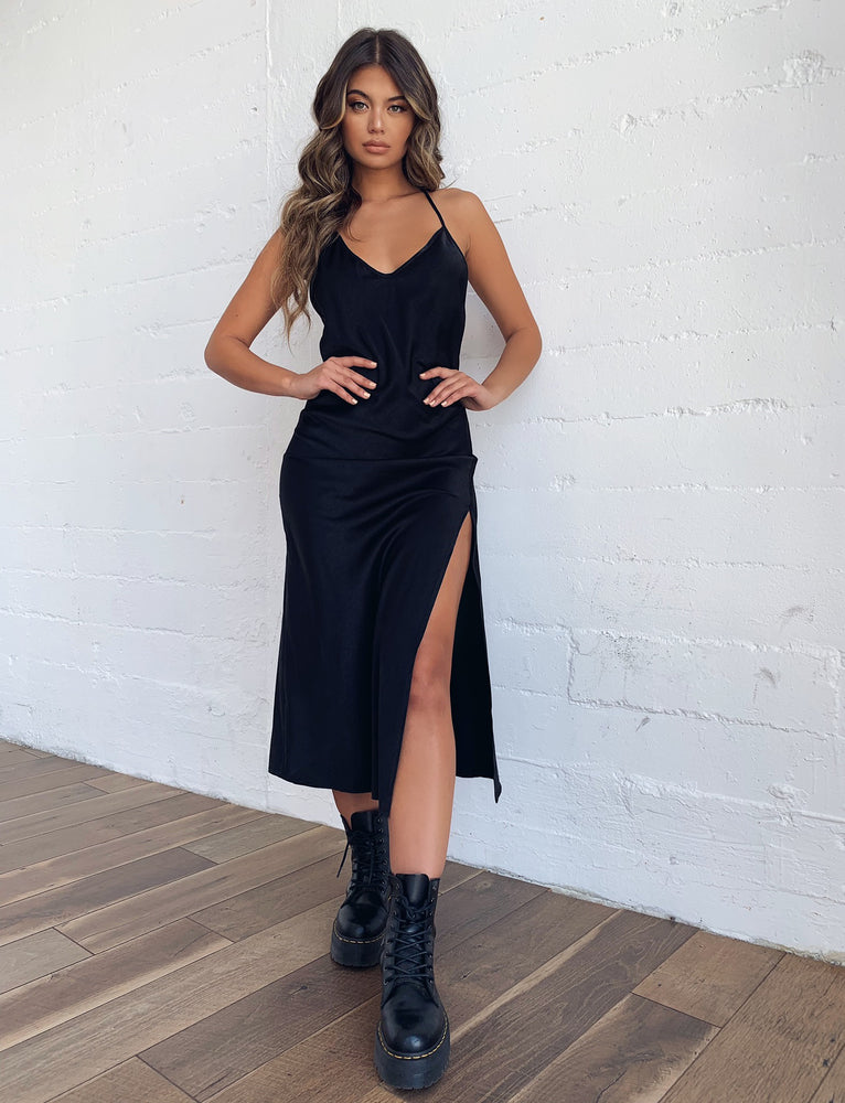 Hayden Dress - Black
