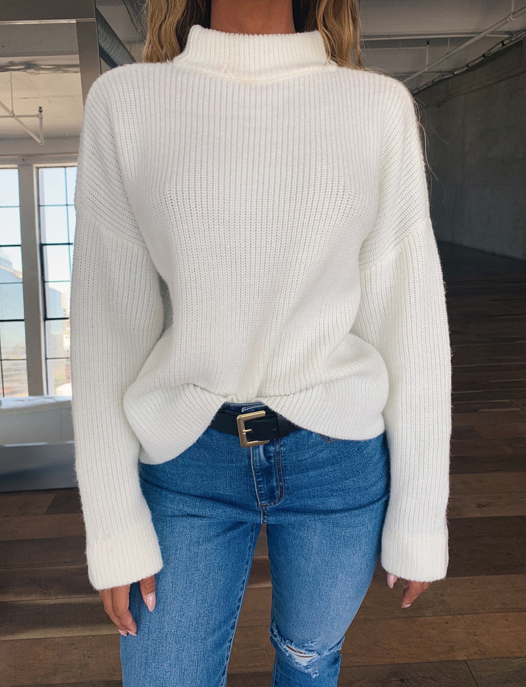 Bello Jumper - Cream