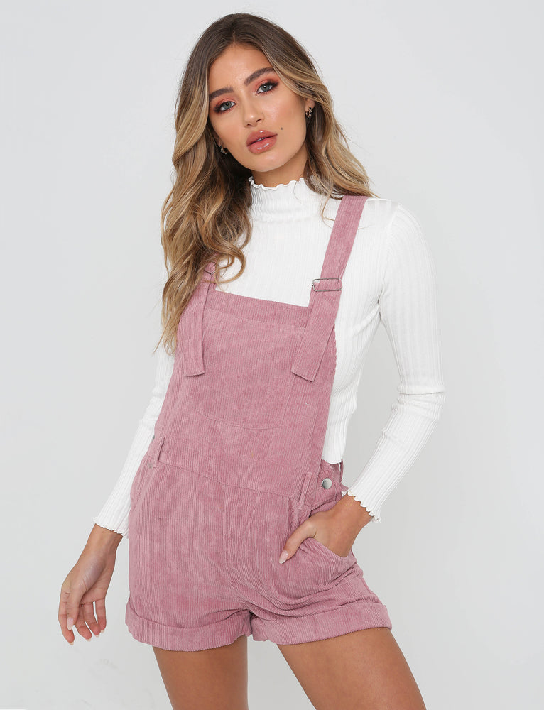 Emma Playsuit - Pink
