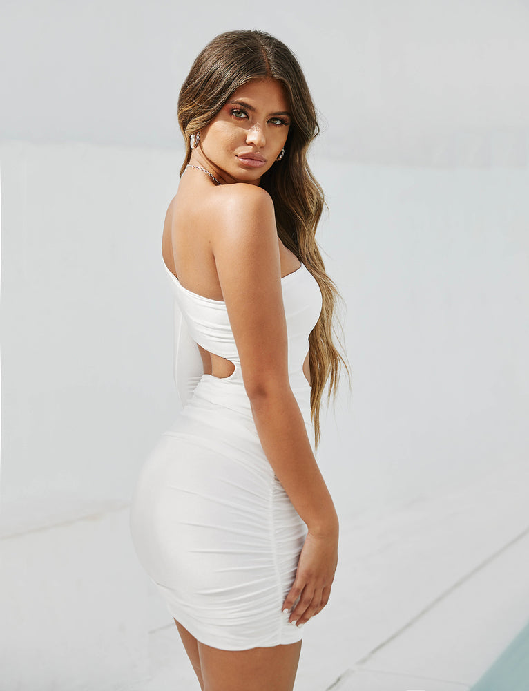 Sammi Dress - White
