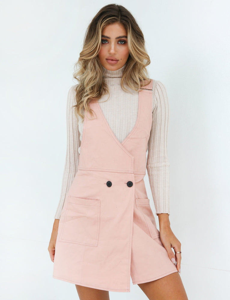 Mid Day Dress - Pink