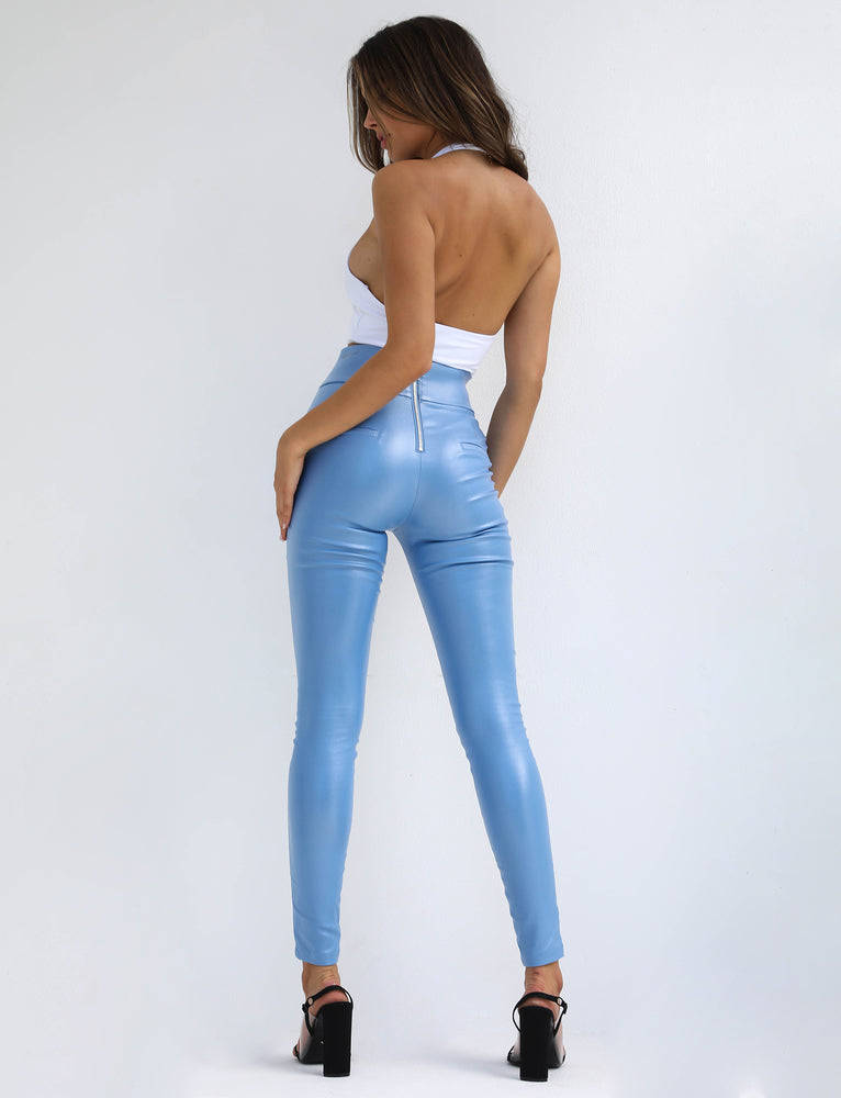 Back It Up Pant - Blue