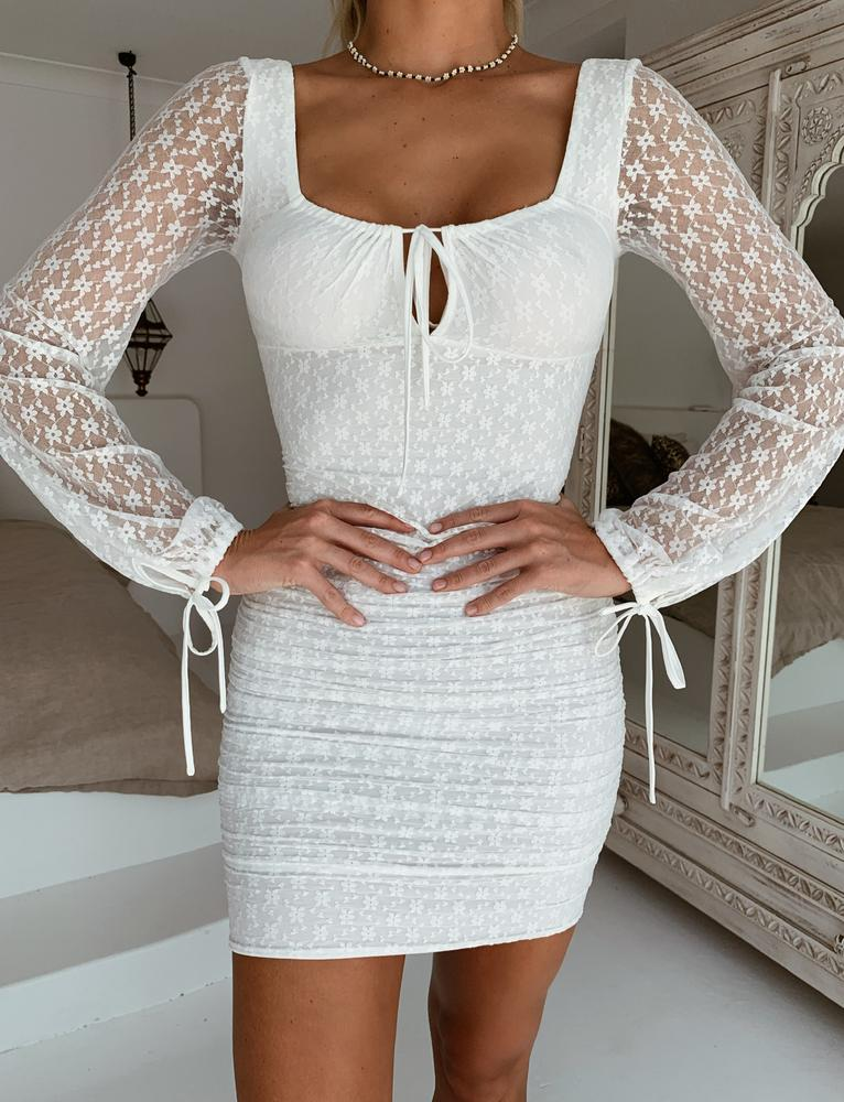 Moana Dress - White