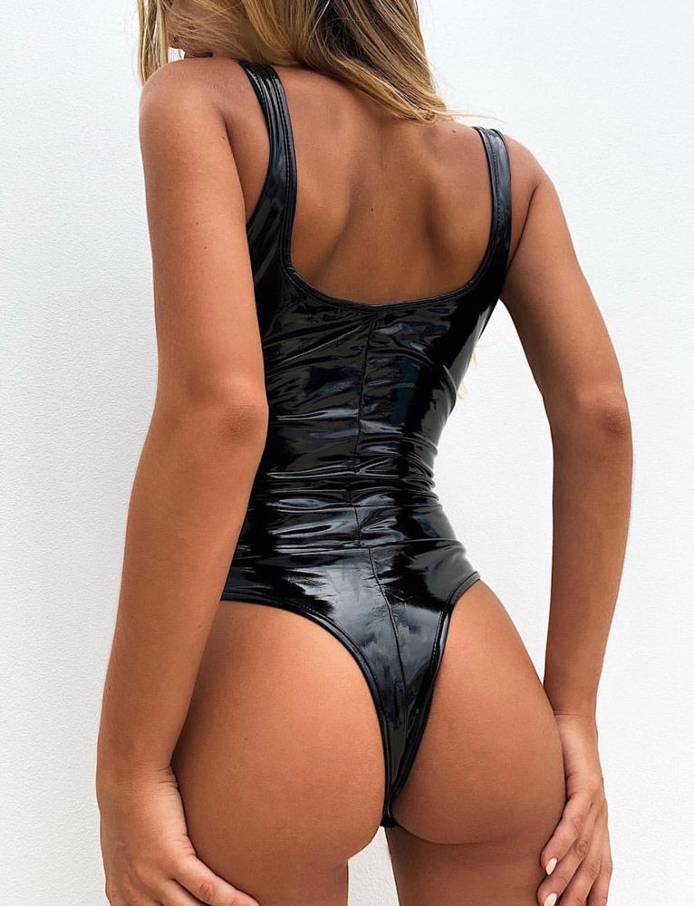 Kyra Bodysuit - Black