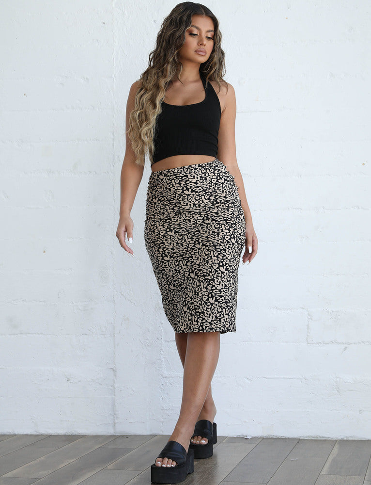 Ruby Skirt - Black