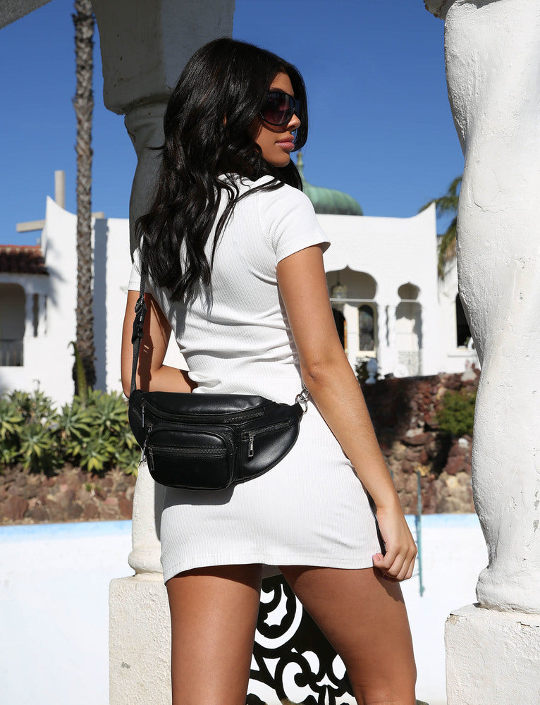 Zika Dress - White