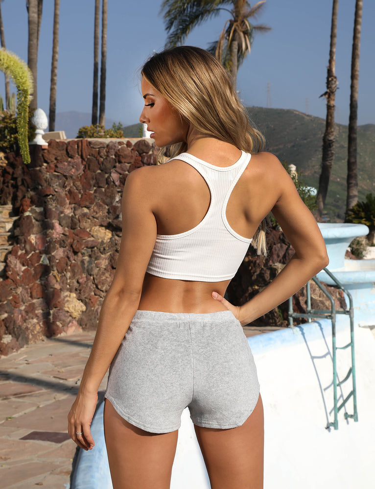 Bay City Short - Grey