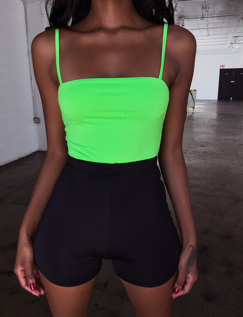 Ridge Bodysuit - Green