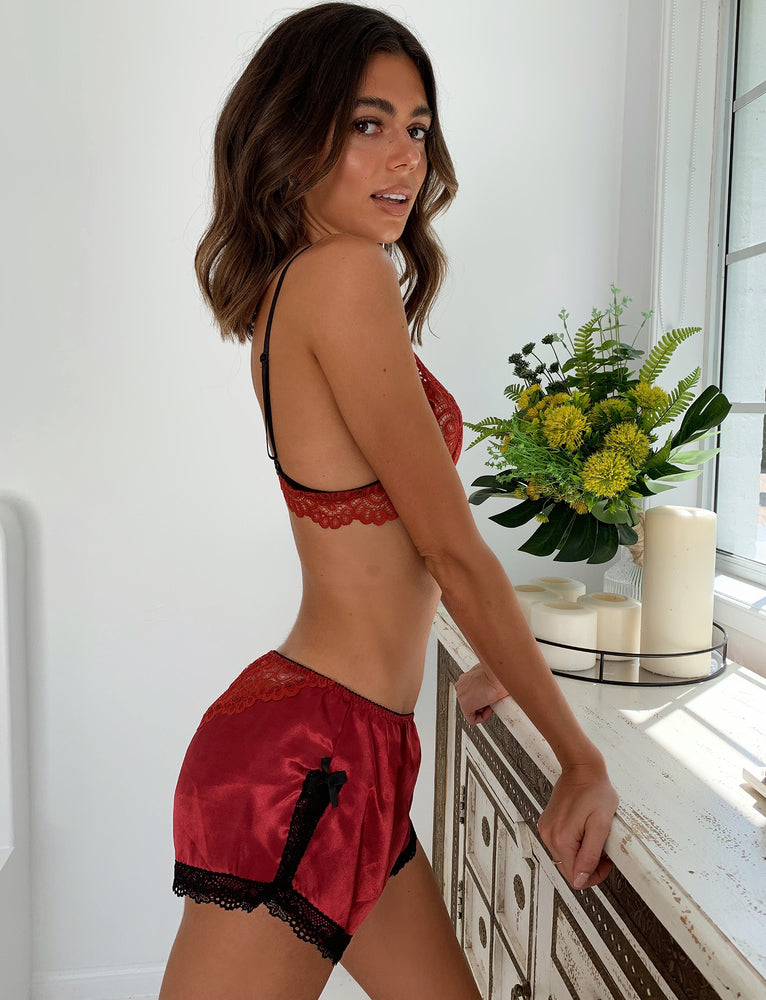 Gigi Set - Red