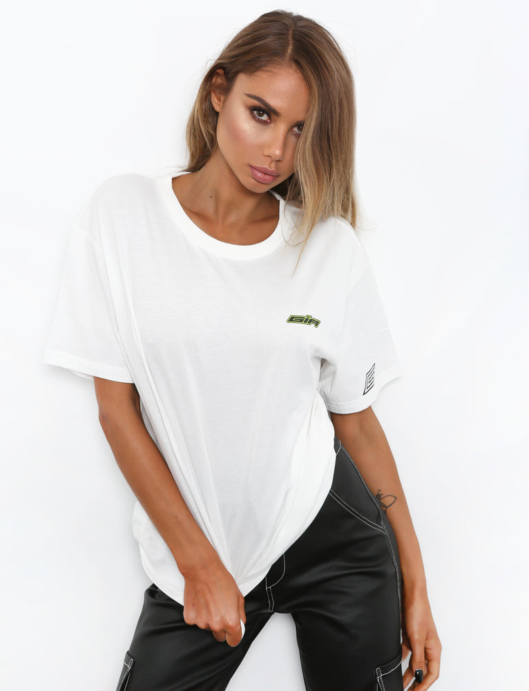 5377a0da903 Buy Our Draco Top in White Online Today! - Tiger Mist